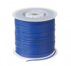 Blue Wire Wax ½ Lb Spools, round (Special Item) Spruce Wax by Corning Waxes- Unique Dental Supply Inc.