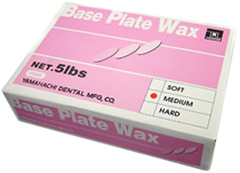 Yamahachi - Base Plate Wax 5 lbs Baseplate Wax by Yamahachi- Unique Dental Supply Inc.