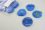 Panadent - Magna-Split ™ II System MOUNTING PLATES by Panadent- Unique Dental Supply Inc.