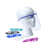 12/ Face Visors + 1/ Frame Personal Protection by ALMA- Unique Dental Supply Inc.