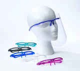 12/Face Visors + 1/Frame Personal Protection by ALMA- Unique Dental Supply Inc.