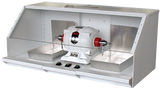 575 Bench Top Polishing System By Handler Model Trimmers by Handler- Unique Dental Supply Inc.