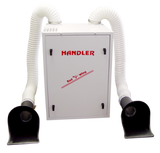 Handler- 60U-D Dust Collector Dust Collectors by Handler- Unique Dental Supply Inc.