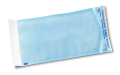 Sterilization Pouches - Medical Professional's Choice 2 1/4″ x 4″ (57mm x 102mm) - (200/ Box)  by Unique Dental Supply Inc.- Unique Dental Supply Inc.