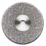Diamond Disc #927 - Double Sided 1/pcs Diamond Discs by Dia Tessin- Unique Dental Supply Inc.