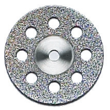 Diamond Disc #928 - Double Sided 1/pcs Diamond Discs by Dia Tessin- Unique Dental Supply Inc.