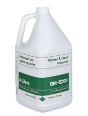 BM-5200® - Plaster & Stone Remover Disinfectants For Ultrasonic by B.M Inc- Unique Dental Supply Inc.