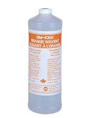 Orange Solvent 1L Wax Removers by B.M Inc- Unique Dental Supply Inc.
