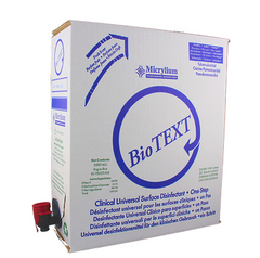 BioTEXT - Hospital-Level Multi-Surface Multi-Purpose Disinfectant By Micrylium Disinfectants by Micrylium- Unique Dental Supply Inc.