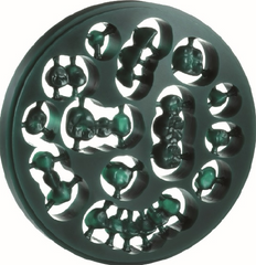 CAD/CAM Wax Disk - Yamahachi CAD/CAM by Yamahachi- Unique Dental Supply Inc.