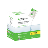 TCS - Concentrated Dental Appliance Cleaner TCS Fresh by TCS- Unique Dental Supply Inc.