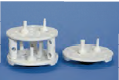 ADS- Double Decker Firing Trays (Special Item) Ceramic Firing Trays and Pegs by American Dental- Unique Dental Supply Inc.