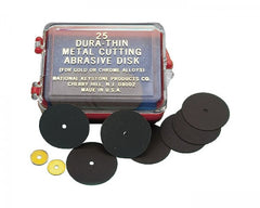 Dura-thin Discs Cut-off & Separating Discs by Keystone- Unique Dental Supply Inc.