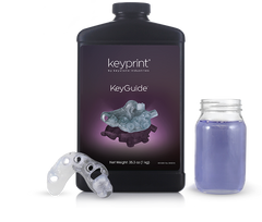 KeyGuide® 1 KG by KeyPrint  by Keyprint- Unique Dental Supply Inc.