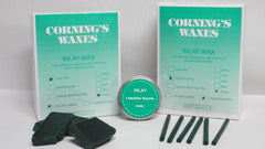 Corning Waxes- Inlay Wax Crown & Bridge Wax by Corning Waxes- Unique Dental Supply Inc.