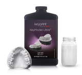 KeyModel Ultra™ 1KG by KeyPrint  by Keyprint- Unique Dental Supply Inc.