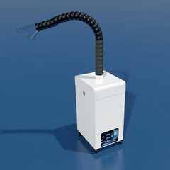 MedEVAC-A airflow/aerosol, Airflow Motor By Quatro Air Purifiers by Quatro- Unique Dental Supply Inc.