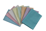 MEDISCO - Dental Bibs (2 Ply Paper + 1 Ply Poly) Disposable Accessories by Medisco- Unique Dental Supply Inc.