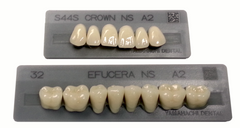 Yamahachi - Crown NS Teeth Artificial Composite Resin Teeth by Yamahachi- Unique Dental Supply Inc.