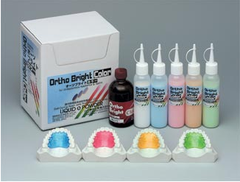 Yamahachi-Ortho Bright- color Pourable Acrylics by Yamahachi- Unique Dental Supply Inc.