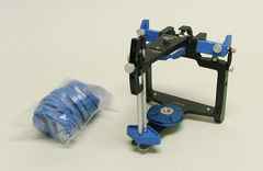 Panadent - Magnetic PCF Articulator w/10 plates Panadent Articulating System by Panadent- Unique Dental Supply Inc.