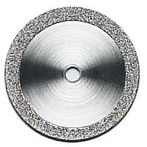 Diamond Disc #914 - Double Sided 1/pcs Diamond Discs by Dia Tessin- Unique Dental Supply Inc.