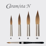 Caramista N Ceramic Brushes by Yeti Dental- Unique Dental Supply Inc.
