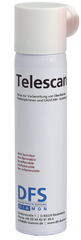 CAD/CAM Telescan Spray White - 75 ml Indicating Spray & Liquids by DFS- Unique Dental Supply Inc.