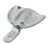 Edentulous Trays - Perforated Impression Trays by ASA DENTAL- Unique Dental Supply Inc.