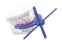 WHIPMIX - Esthetic CrossRef (20/Pkg) Facebows by WhipMix- Unique Dental Supply Inc.