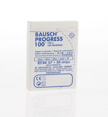 Progress 100 By Bausch - (Special Item) Articulating Paper by BAUSCH- Unique Dental Supply Inc.