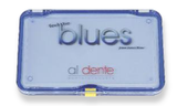 Al Dente - Blues Ceramic Mixing Palette Porcelain Trays by al dente- Unique Dental Supply Inc.
