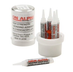 Aron Alpha- Glue Adhesive/Glue by Aron Alpha- Unique Dental Supply Inc.