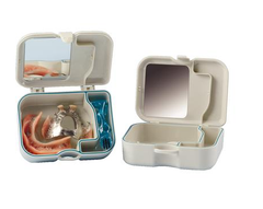 Hager- Twin-Dento Box Denture Box by Hager- Unique Dental Supply Inc.