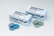 Yamahachi - Urethane Rubber Discs (20/PKG) Acrylic Polishers and Trimmers by Yamahachi- Unique Dental Supply Inc.