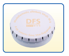 Modelling Wax - Ivory 60g Crown & Bridge Wax by DFS- Unique Dental Supply Inc.