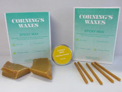 Sticky Wax Sticky Wax by Corning Waxes- Unique Dental Supply Inc.