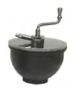 Vacuum Mixing Bowl Mixing Bowls & Accessories by Keystone- Unique Dental Supply Inc.