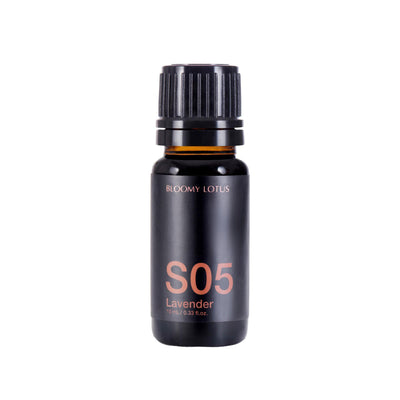 Bloomy Lotus S05 Lavender Essential Oil, 10 ml