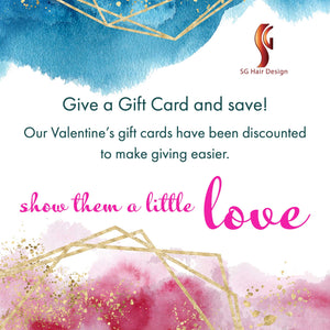 The I Heart Valentine's Gift Card