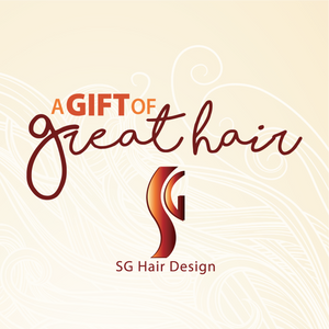 SG Hair Salon Gift Card