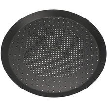 Load image into Gallery viewer, Pizza Baking Pan Nonstick Pizza Pan With Holes Steel Round Crispy Crust Pizza Oven Tray Perforated Bakeware Tool Kitchen Cook
