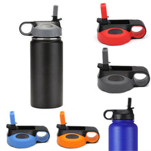Load image into Gallery viewer, Drinkware Straw Flip Lid For Hydro Flask Cap 18 32 40 64oz Wide Mouth Water Bottle Lid