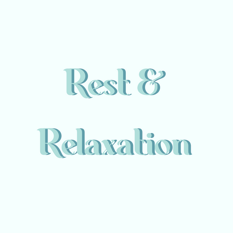 rest and relaxation playlist