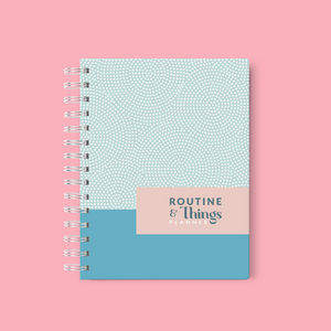 Home Cleaning List | routineandthings.com