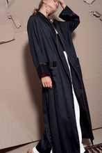 Load image into Gallery viewer, Admiral Blue Abaya