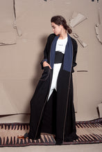 Load image into Gallery viewer, Black Sapphire Abaya
