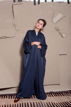Load image into Gallery viewer, Midnight Navy Abaya