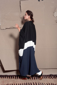 Deep Royal Abaya