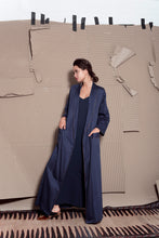 Load image into Gallery viewer, Symphony Blue Abaya
